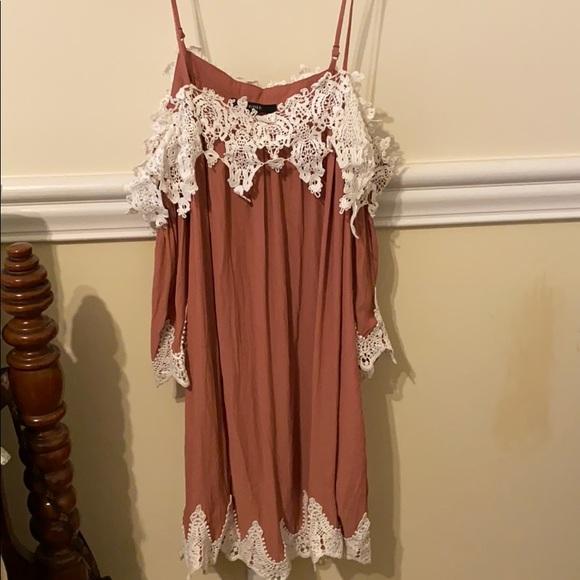 Forever 21 Dresses & Skirts - Off the shoulder Dress